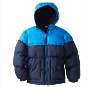 Pacific Trail Toddler Boys Two-Tone Puffer Jacket